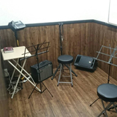 店内写真−音楽教室