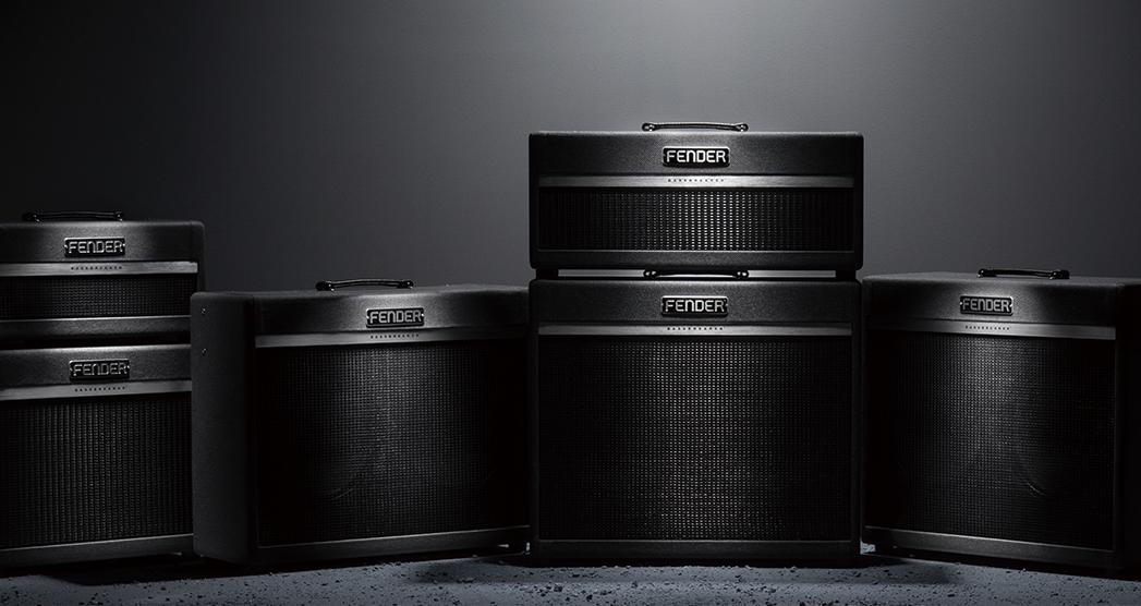Fender BASSBREAKER シリーズ