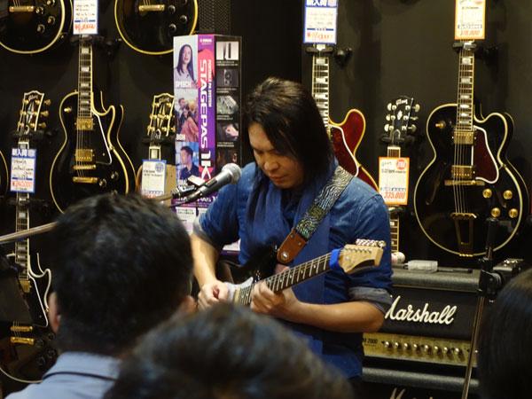 大賀好修ギターワークショップ|スタート