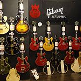 Gibson Memphis (ギブソンメンフィス)・セミアコ&フルアコ