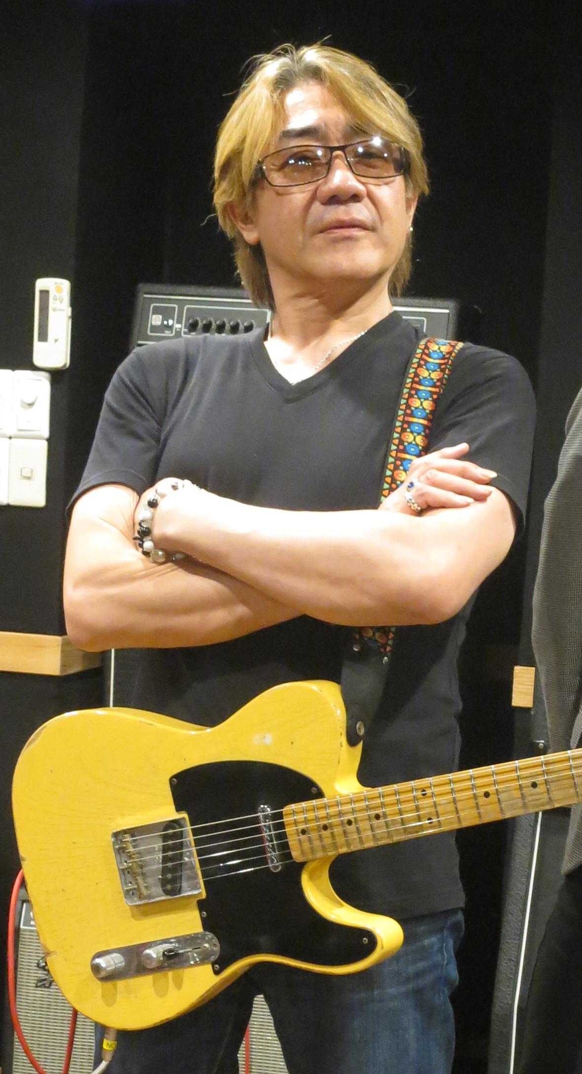 野村義男さんプロフィール写真