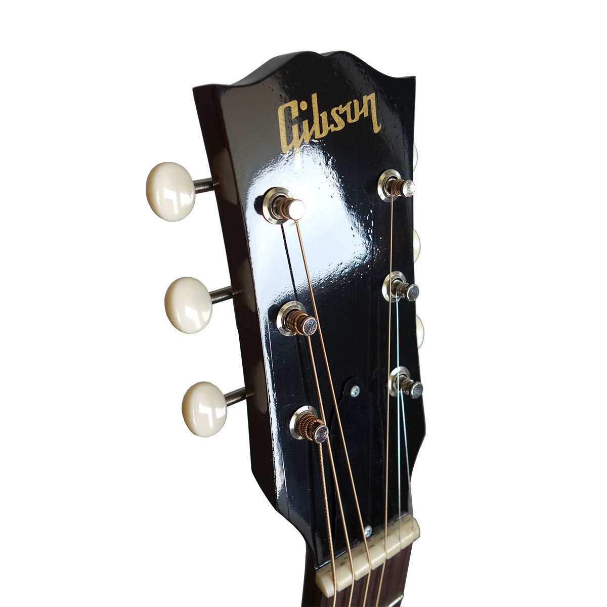 Gibson 1960s J-45 Brown Top Finish