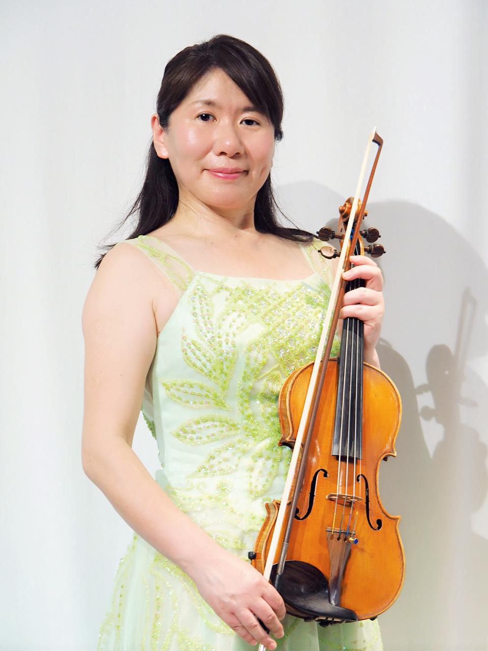 浜松店ヴァイオリン教室 石塚 和美先生