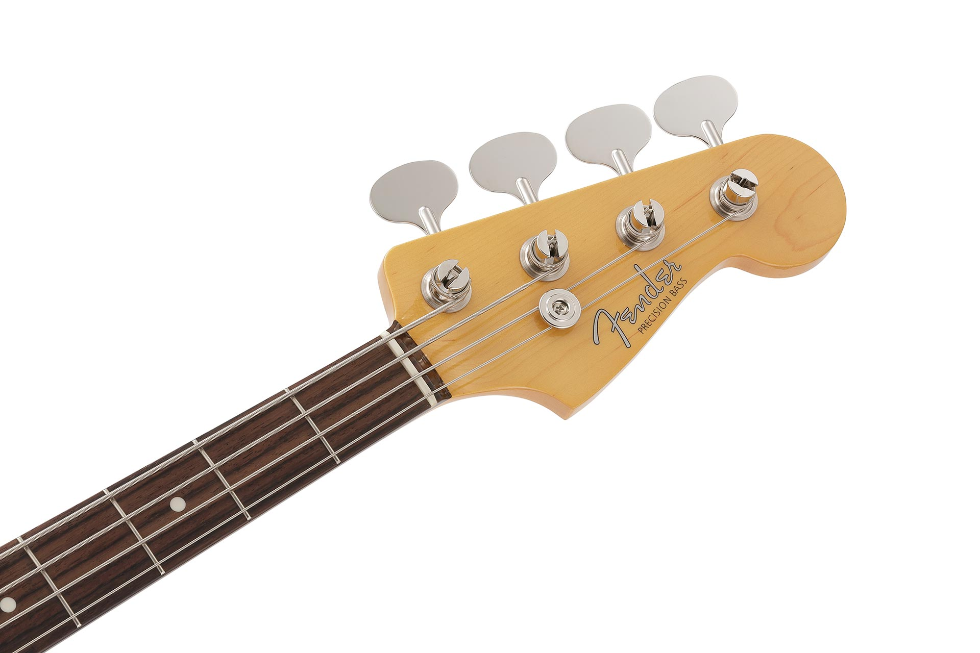 Hama Okamoto Precision Bass ネック表