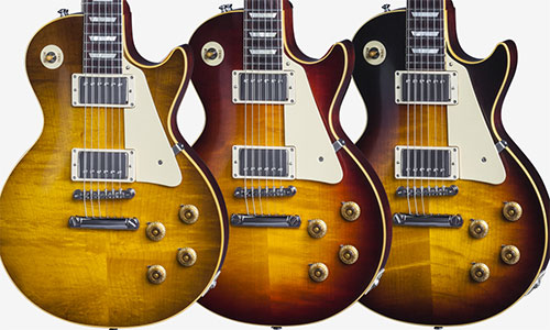 True Historic 1958 Les Paul Reissue