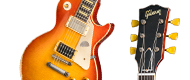 "Gibson Custom Shop Slash 1958 Les Paul ""First Standard"" #8 3096 Replica 商品写真"