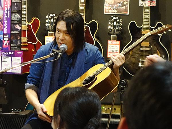 大賀好修ギターワークショップ|Martin D-28