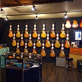 Fender Custom Shopフロア(フェンダーカスタムショップフロア)
