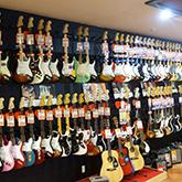 Fender コーナー