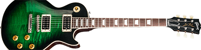 Gibson Custom Shop Slash Anaconda Burst Les Paul カラーバリエーション