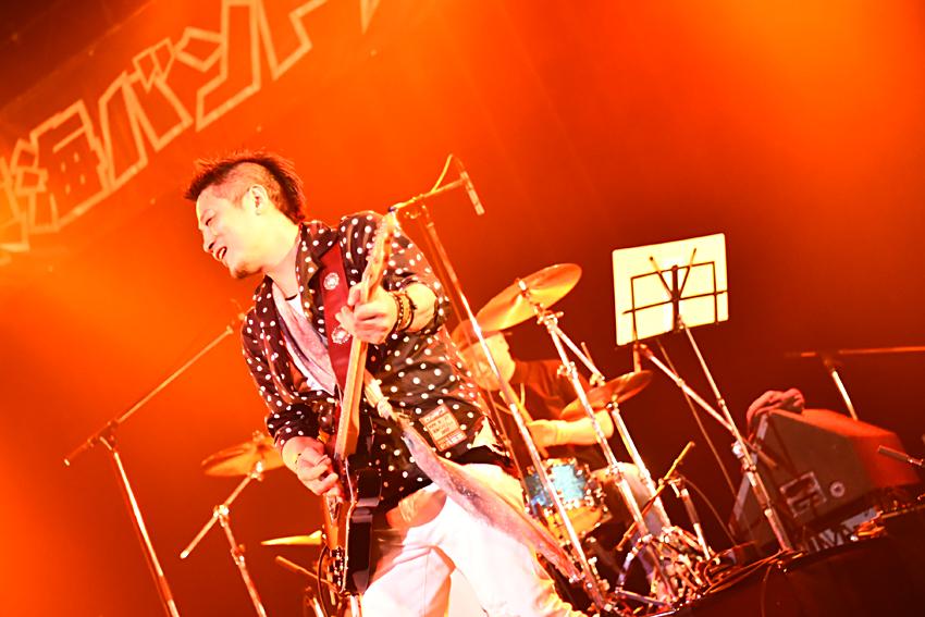 13. もん吉BAND 写真-5