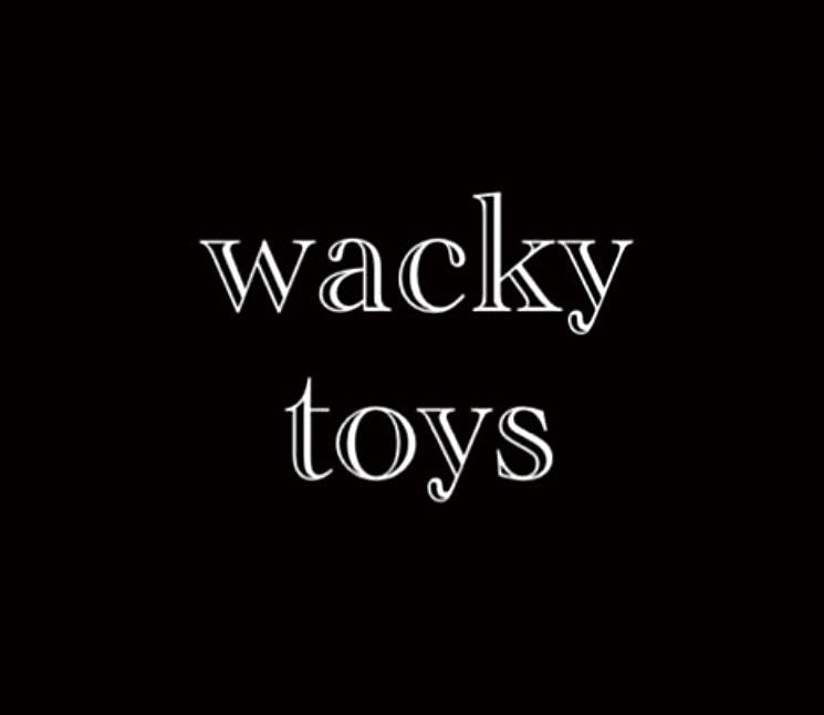 18. wacky toys