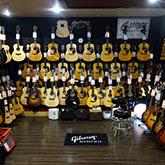 アコースティックギターコーナー