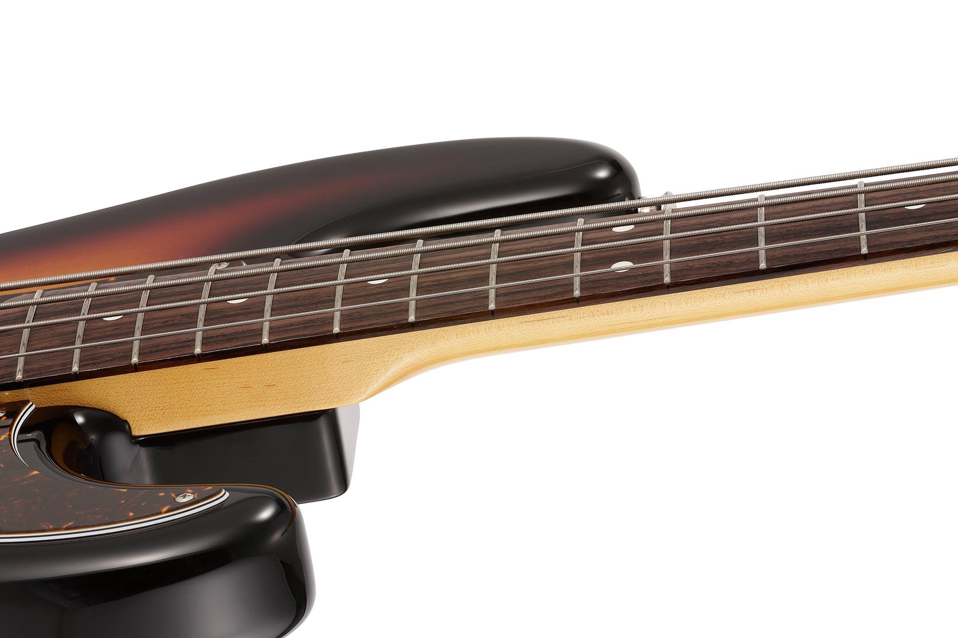 Hama Okamoto Precision Bass ネックジョイント