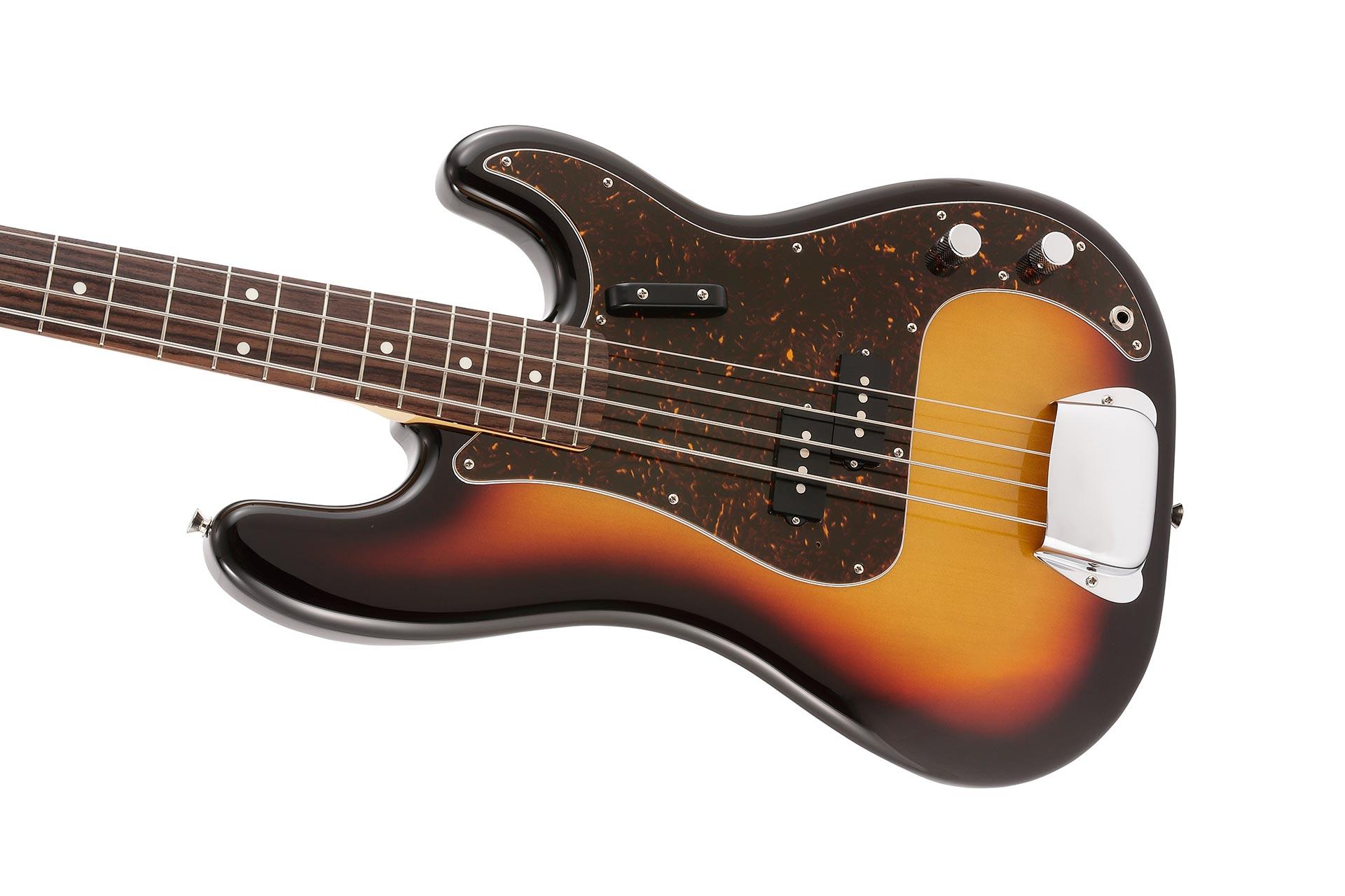 Hama Okamoto Precision Bass ボディ正面1