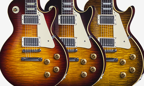 True Historic 1960 Les Paul Reissue