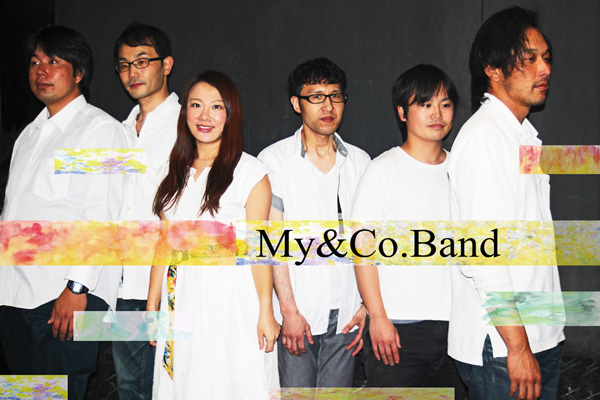 8. My&Co;. BAND