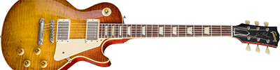"Gibson Custom Shop Tom Murphy Painted & Aged ""A Murphy Master Piece"" カラーバリエーション"