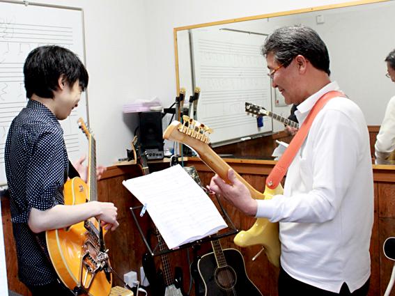 音楽教室タイトル写真