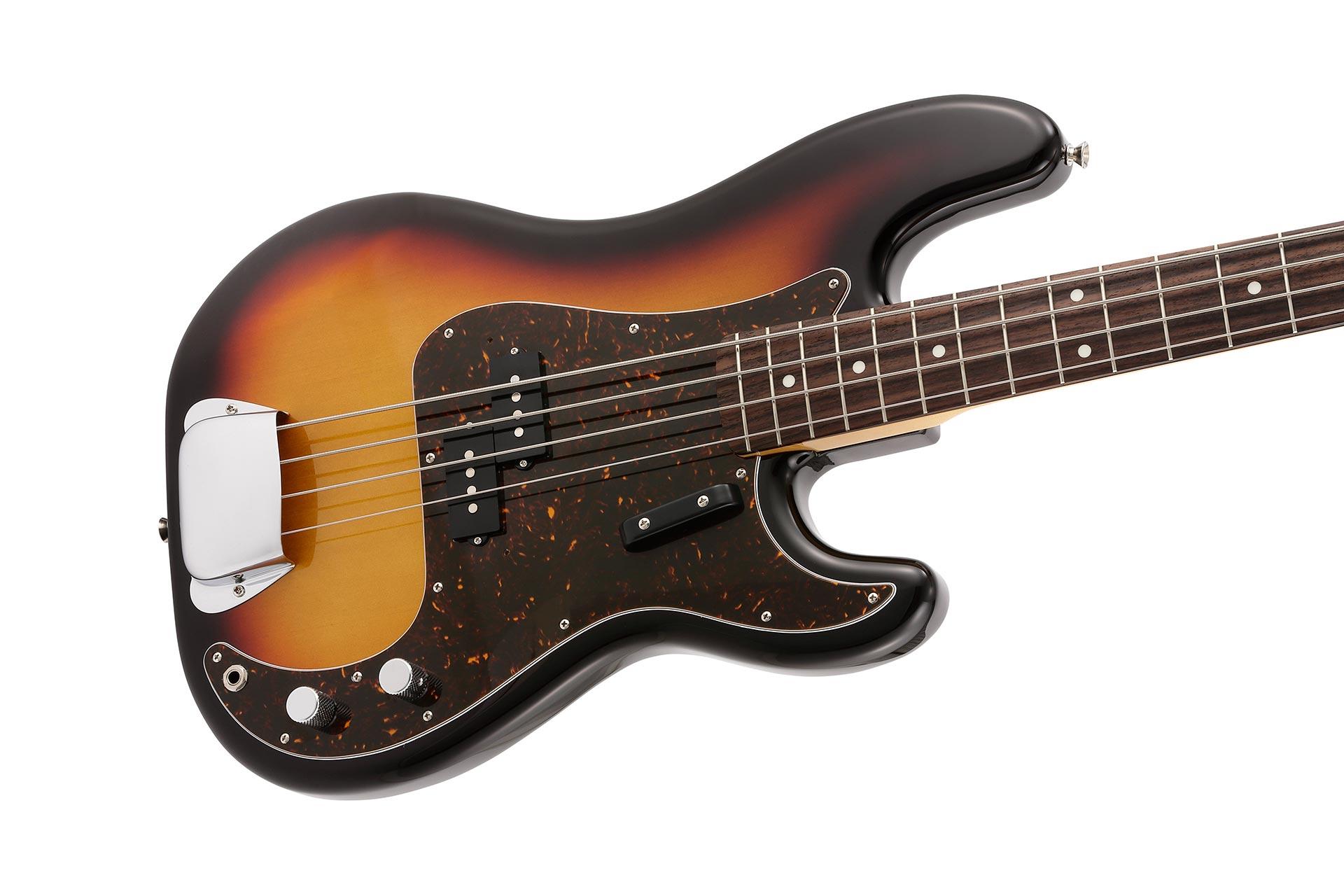 Hama Okamoto Precision Bass ボディ正面2