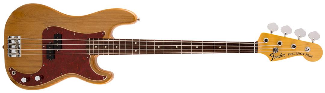 Fender TOMOMI PRECISION BASSの全体画像