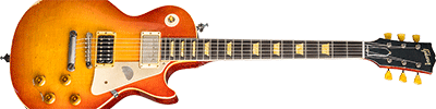 "Gibson Custom Shop Slash 1958 Les Paul ""First Standard"" #8 3096 Replica カラーバリエーション"