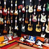 Fender Custom Shop(フェンダーカスタムショップ)|エレキギター&エレキベース