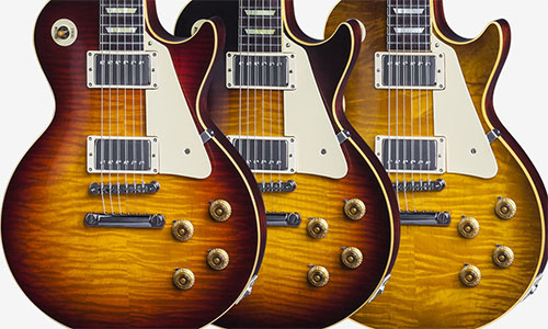 True Historic 1959 Les Paul 画像