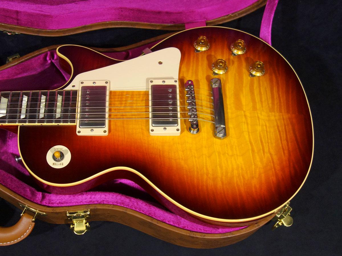 Gibson Custom Shop      <ギブソン カスタムショップ>             Historic Collection JUNSEI GUITARS 10th Anniversary 1959 Les Paul Standard Hand Selected VOS Southern Fade