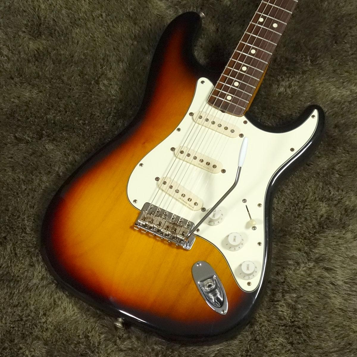Fender USA American Vintage 62 Stratocaster 3CS <フェンダー
