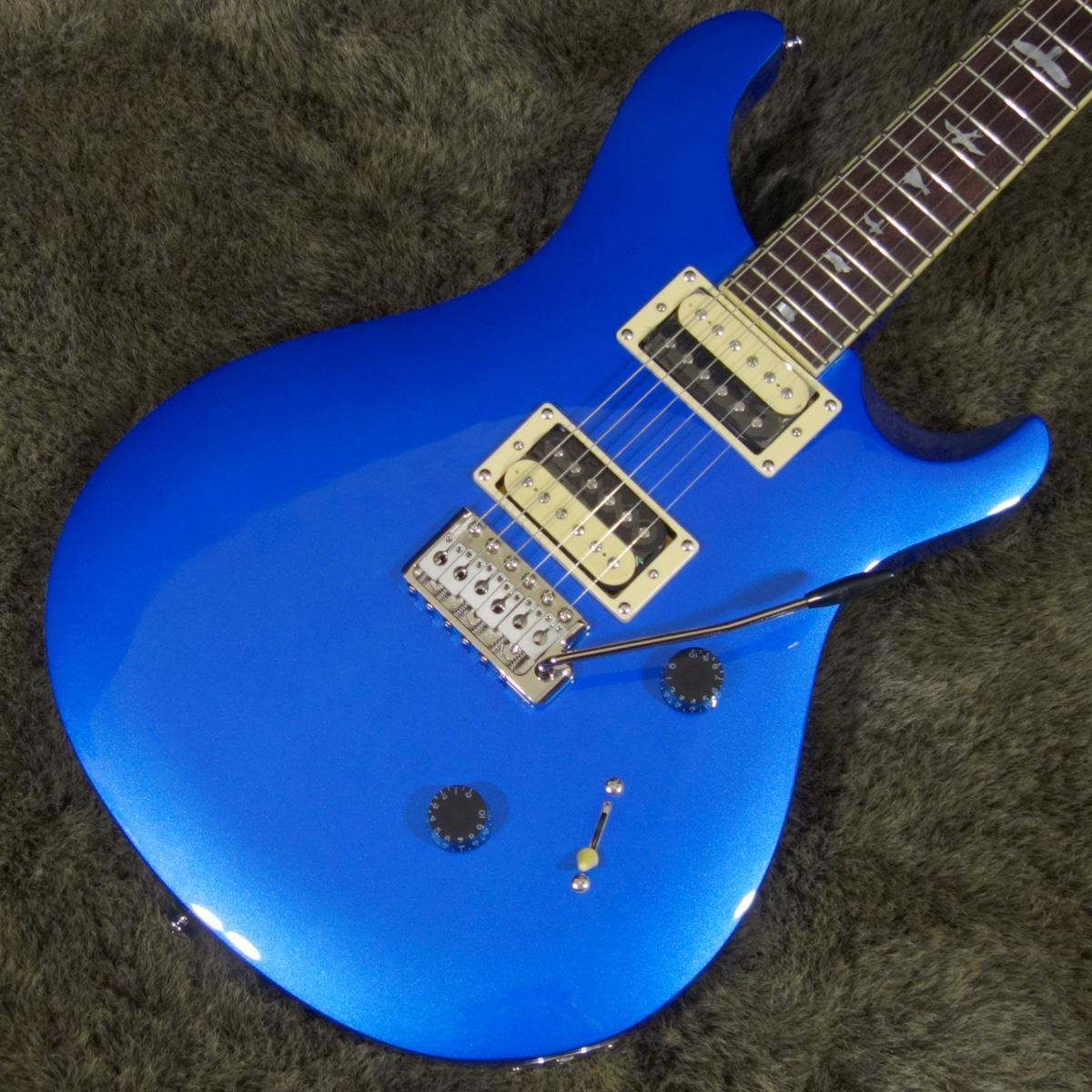 New Paul Reed Smith Se Standard 24 N Royal Blau Metallic Lhz136