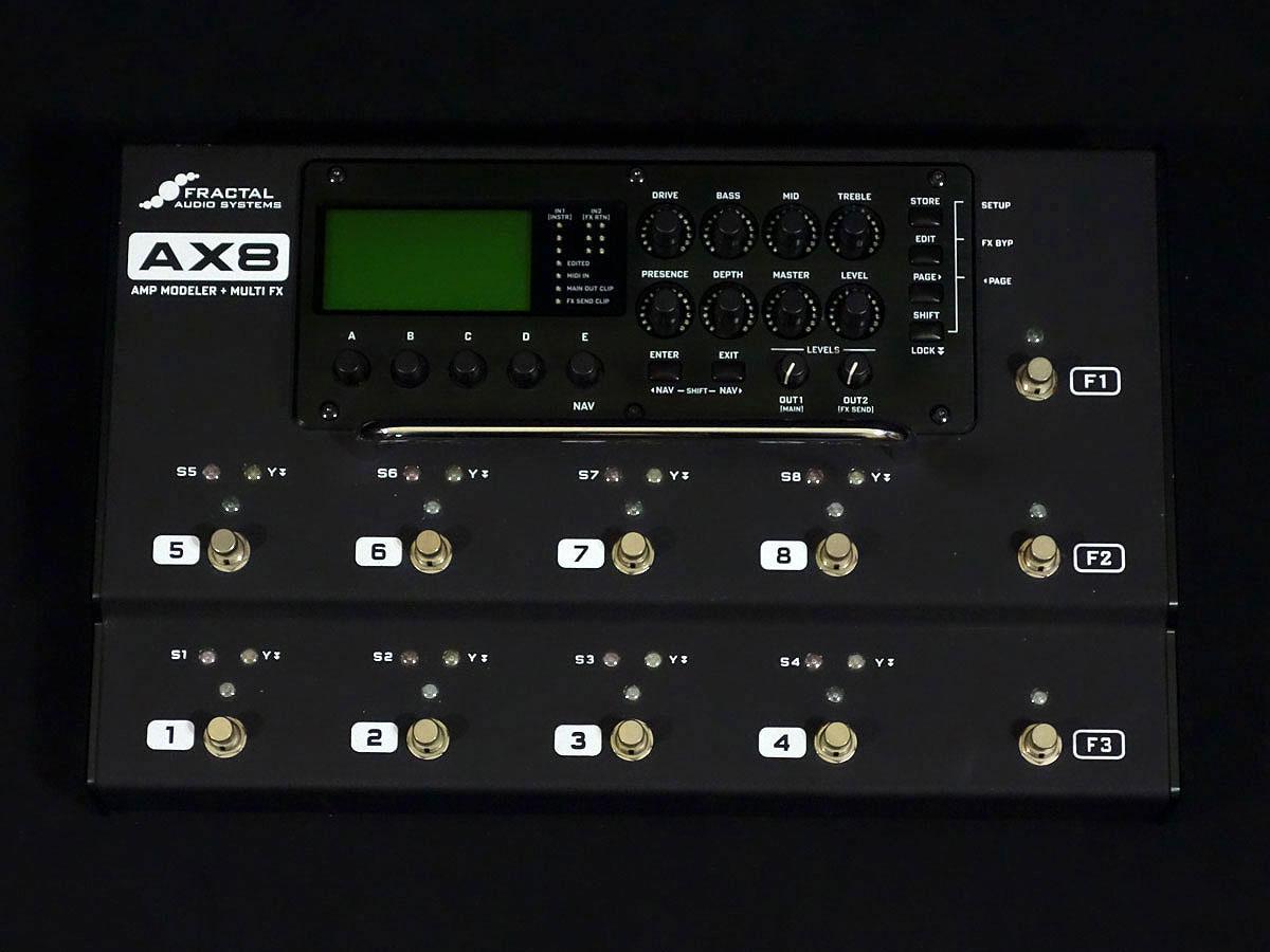 ax8 ファームウェア